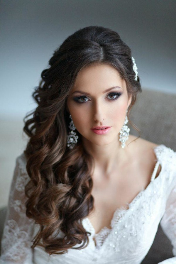 Quinceanera Hairstyle : Top 5 Quinceanera Hairstyles to the Side - Quinceanera
